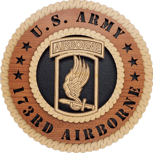 US ARMY 173RD AIRBORNE DIVISION