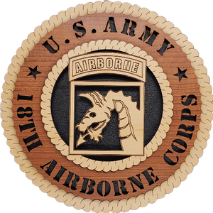 US ARMY 18TH AIRBORNE CORPS