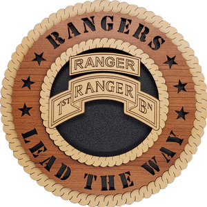 US ARMY 1ST RANGER BATTALION