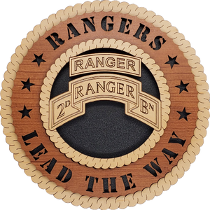US ARMY 2ND RANGER BATTALION