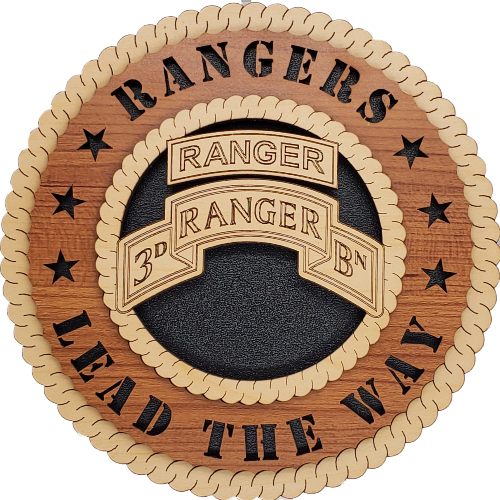 US ARMY 3RD RANGER BATTALION