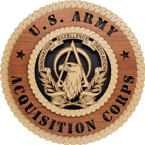 US ARMY ACQUISITIONS CORPS