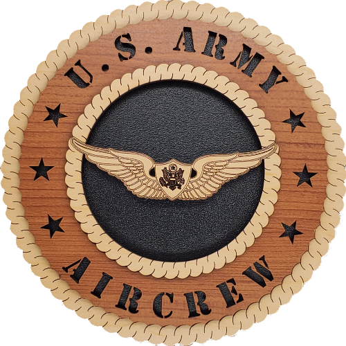 US ARMY AIRCREW