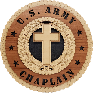 US ARMY CHAPLAIN
