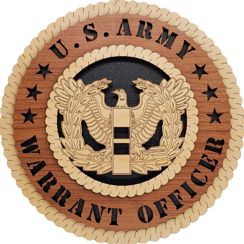 US ARMY CHIEF WARRANT OFFICER 2