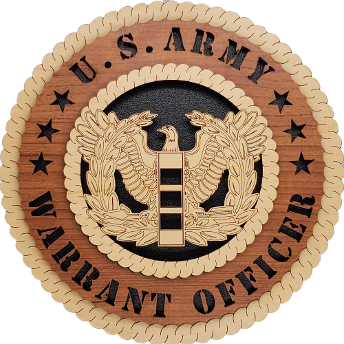 US ARMY CHIEF WARRANT OFFICER 3