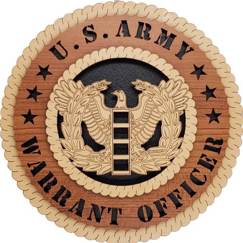 US ARMY CHIEF WARRANT OFFICER 4