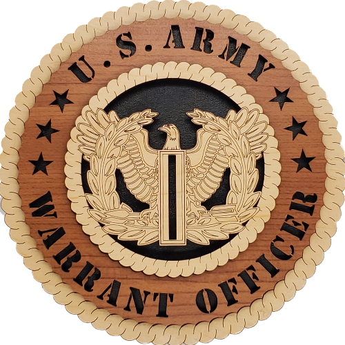 US ARMY CHIEF WARRANT OFFICER 5