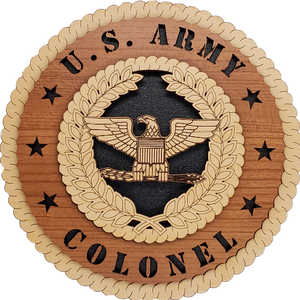 US ARMY COLONEL