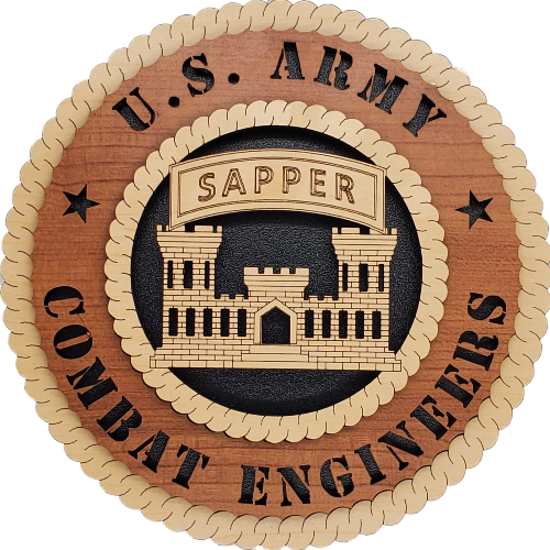 US ARMY COMBAT ENGINEER SAPPER