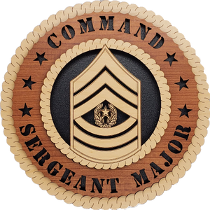 US ARMY COMMAND SERGEANT MAJOR