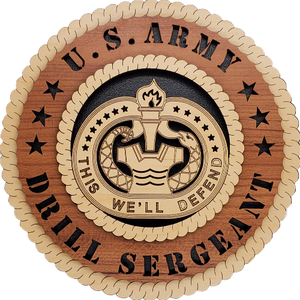 US ARMY DRILL SERGEANT