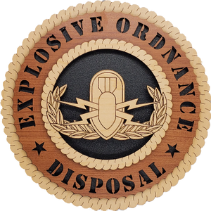 US ARMY EXPLOSIVE ORDNANCE DISPOSAL