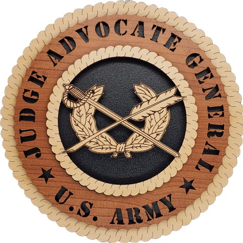 US ARMY JUDGE ADVOCATE GENERAL