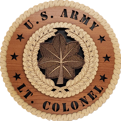 US ARMY LT COLONEL