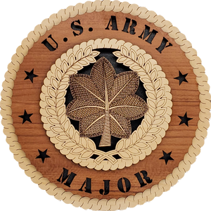 US ARMY MAJOR