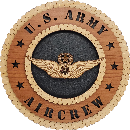 US ARMY MASTER AIRCREW