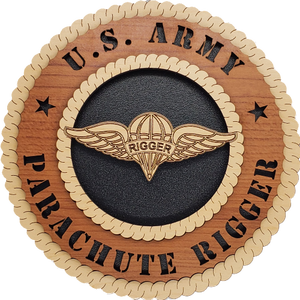 US ARMY PARACHUTE RIGGER