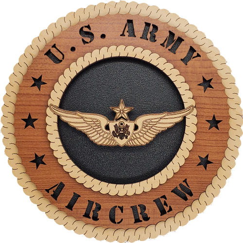 US ARMY SENIOR AIRCREW