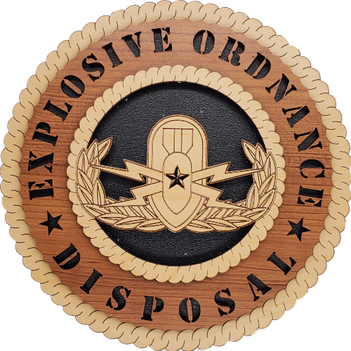 US ARMY SENIOR EXPLOSIVE ORDNANCE DISPOSAL