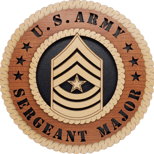 US ARMY SERGEANT MAJOR