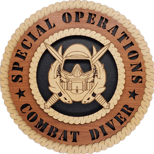US ARMY SPECIAL OPERATIONS COMBAT DIVER