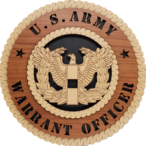 US ARMY WARRANT OFFICER 1
