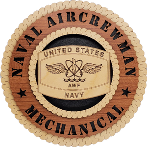 US NAVAL AIRCREWMAN MECHANICAL (AWF)