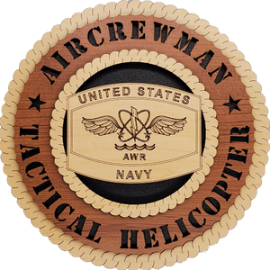 US NAVAL AIRCREWMAN TACTICAL HELICOPTER (AWR)