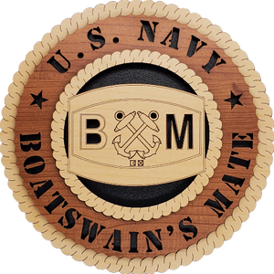 US NAVY BOATSWAIN'S MATE (BM)
