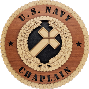US NAVY CHAPLAIN
