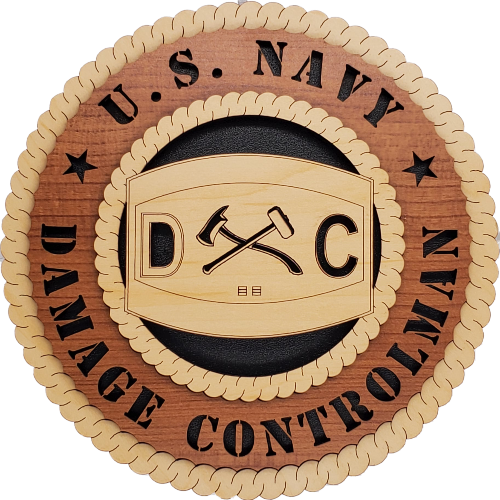 US NAVY DAMAGE CONTROLMAN (DC)