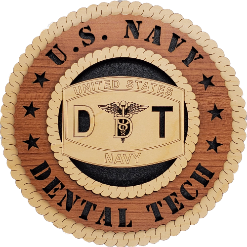 US NAVY DENTAL TECHNICIAN (DT)