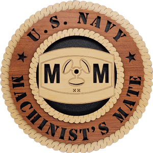 US NAVY MACHINEST MATE (MM)