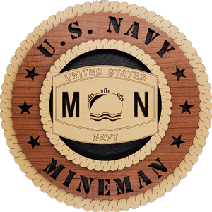 US NAVY MINEMAN (MN)