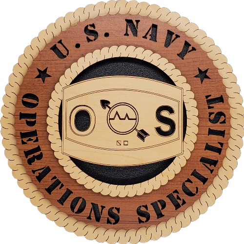 US NAVY OPERATIONS SPECIALIST (OS)