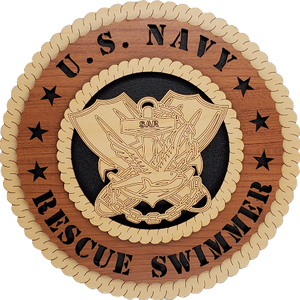 US NAVY RESCUE SWIMMER