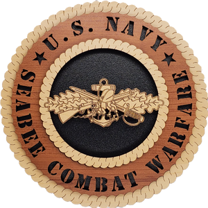 US NAVY SEABEE COMBAT WARFARE