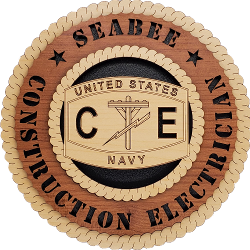 US NAVY SEABEE CONSTRUCTION ELECTRICIAN (CE)