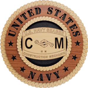 US NAVY SEABEE CONSTRUCTION MECHANIC (CM)
