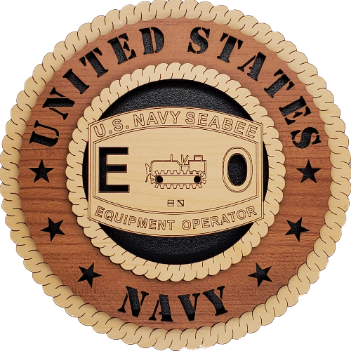 US NAVY SEABEE EQUIPMENT OPERATOR (EO)