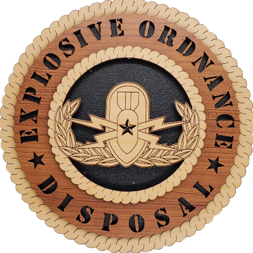 US NAVY  SENIOR EXPLOSIVE ORDNANCE DISPOSAL (EOD)