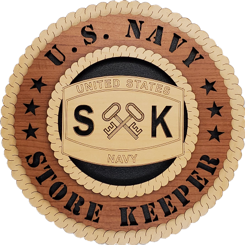 US NAVY STORE KEEPER (SK)