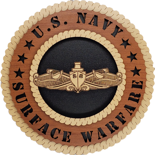 US NAVY SURFACE WARFARE