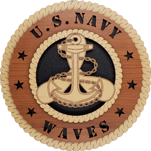 US NAVY WAVES