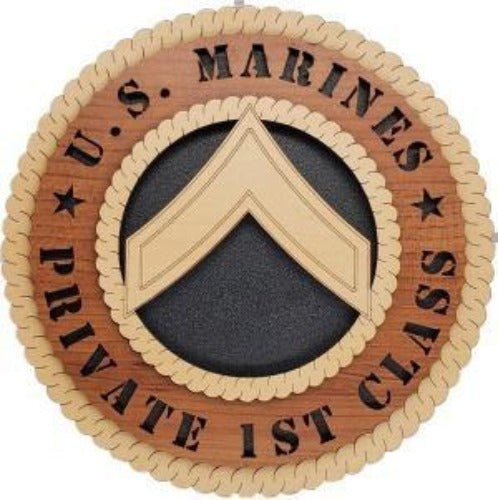 U.S. MARINES PRIVATE 1ST CLASS