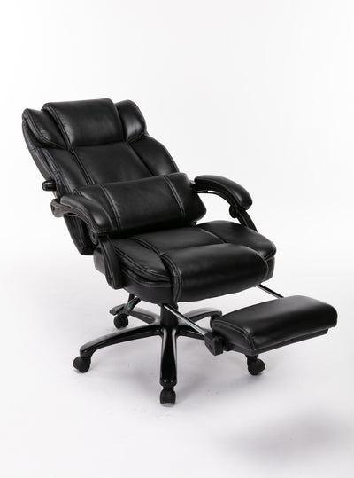 High Back Adjustable Chair with Thick Padding for Comfort