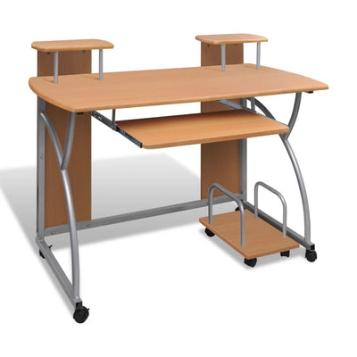 Computer Desk Pull Out Furniture