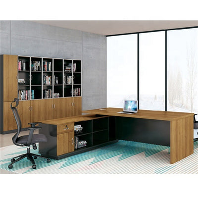 Office Filing Cabinet with Glass Door