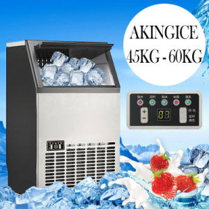Portable Commercial Compact Ice Cube Maker Machine Home BBQ Party Icemaker USD